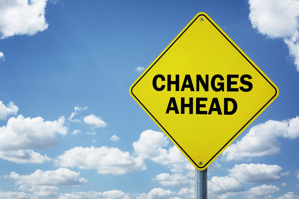 Real Estate Market Changes Ahead